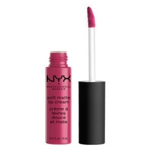 NYX Soft Matte Lip Cream - Prague - 8 mL