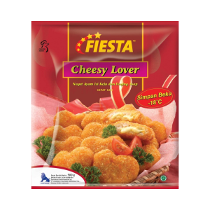 Fiesta Cheesy Lover 500gr