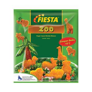 Fiesta Nugget Zoo 500gr