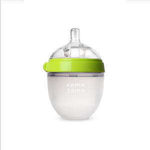 Comotomo Botol Bayi Green 150 ml Single Pack