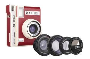 Lomography lomo instan Camera automat