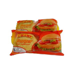 Champ Burger Ayam isi 6