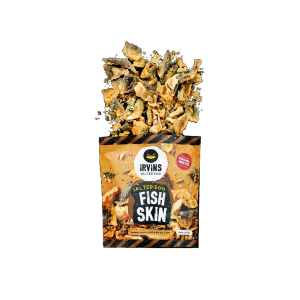 Irvins Salted Egg Fish Skin 230gr