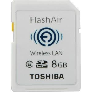 Toshiba Flash Air SDHC 8 GB