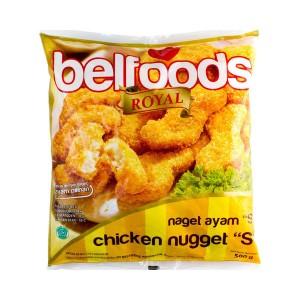 Belfoods Royal Chicken Nugget 'S' 500gr