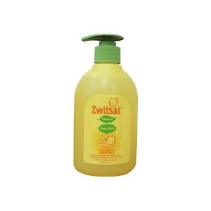 Zwitsal Natural Baby Bath 2in1 300 ml