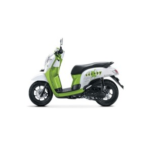 All New Honda Scoopy Playful