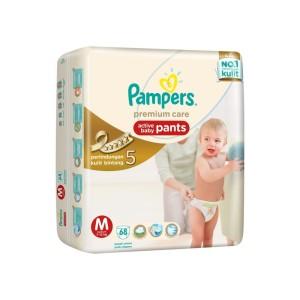 Pampers Popok Celana Premium Care M-68