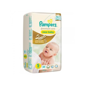 Pampers Popok Celana Premium Care S-48