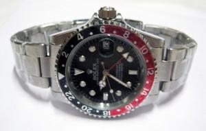 Rolex GMT RED BLACK