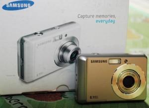 Camera Digital Samsung ES10