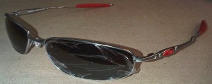 Tag Heuer Glasses Reflex Full Black