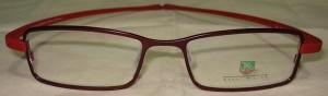 Tag Heuer Glasses Reflex Red Full Frame