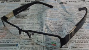 Tag Heuer Glasses Bold Half