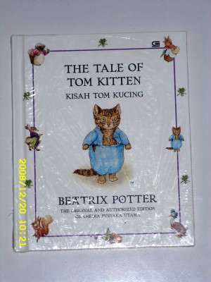 The Tale of Tom Kitten