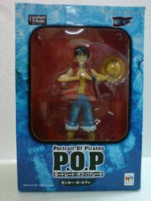 POP Luffy
