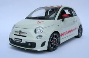 500 Fiat Abarth(2008) BBURAGO