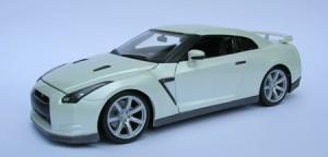 Nissan GT-R 2009(BBURAGO)