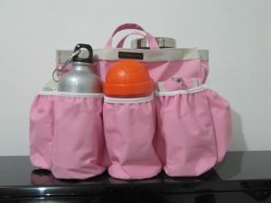 BABY BAG ORGANIZER Pink