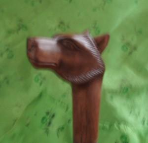Tongkat Ber- Kepala SriGala
