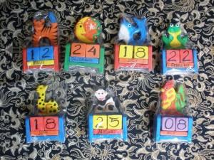 Kalender ABADI (Paket 20 pcs)