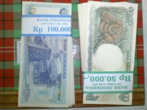 Uang RI untuk Koleksi dan Mahar Pernikahan (Set n Seri)