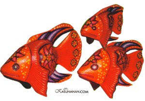 Fish Decoration Set 3