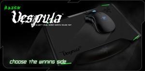 RAZER Vespula-Expert Hard Dual Sided Gaming Mouse Mate