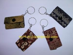 Gantungan Kunci Batik