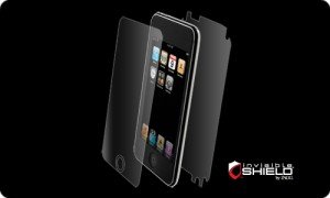 invisibleSHIELD™ for the Apple iPod touch 2nd Gen / 3rd Gen