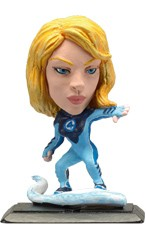 MARVEL CORINTHIAN INVISIBLE WOMAN