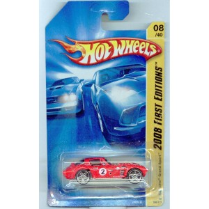 Hot Wheels Corvette Grand Sport 2008 First Editions