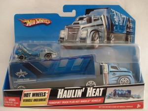 Hot Wheels Haulin' Heat 1:64