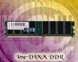 V-GeN DDR2 2GB PC-5300(buat pc)
