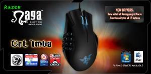RAZER NAGA-Expert MMO Gaming Mouse