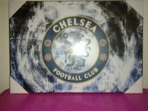 Papan Pajangan - Chelsea