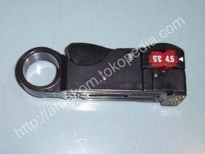 Coaxial Cable Stripper HT-312X