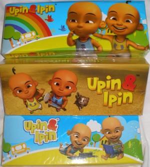 Pencil Case Upin-Ipin