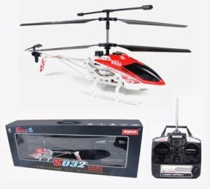 Syma S032 3,5CH GYRO Coaxial Middle Size RC Helicopter