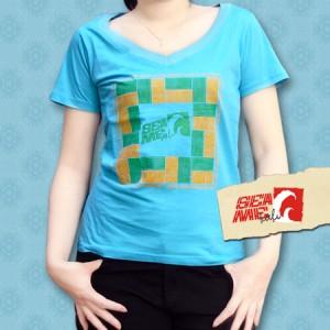 Kaos Cewek SeaMe Bali GTSV 0009