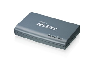 ARM204 : Wired ADSL2/2+ ADSL Modem Router, 4x 10/100Mbps, 1xRJ11,ESD Protection (Ethernet + USB)