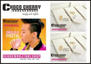 BIGBANG GD YES Silver