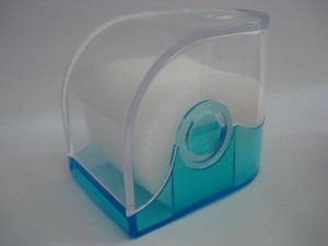 Kotak Jam Mika Blue