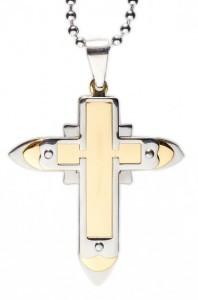 jual kalung salib Cling Cross