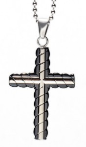 kalung salib Orbit Cross