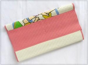 Perlak Bayi Gambar Pink - PBP002