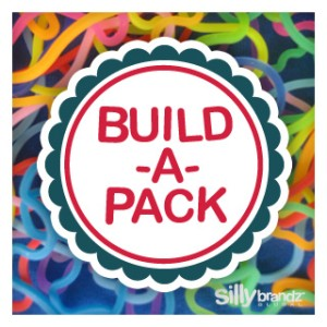 Silly Bandz Build A Pack