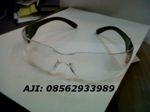 Kacamata Safety Merek Be Safe (Policarbonat)