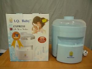 IQ BABY Bottle Steam Sterilizer