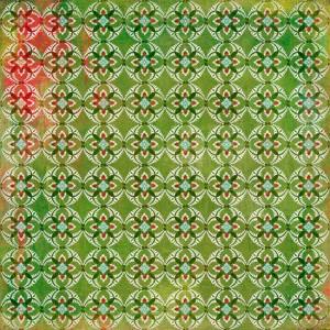 blitzen - ChristmasBall_green